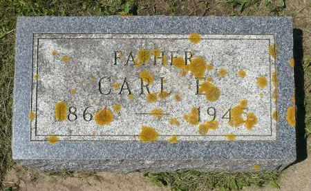 ANDERSON, CARL E. - Minnehaha County, South Dakota | CARL E. ANDERSON - South Dakota Gravestone Photos