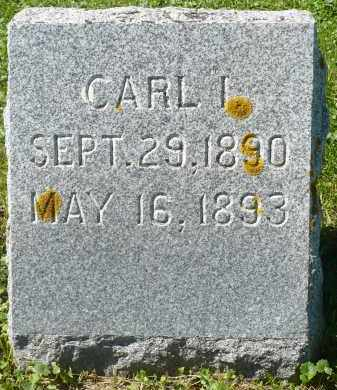 ANDERSON, CARL - Minnehaha County, South Dakota | CARL ANDERSON - South Dakota Gravestone Photos