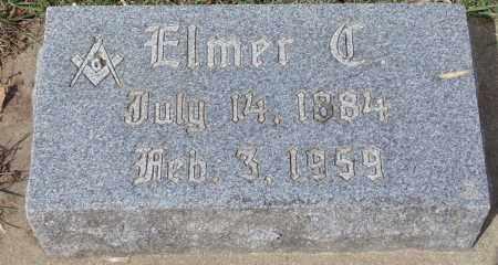 ANDERSON, ELMER C. - Minnehaha County, South Dakota   ELMER C. ANDERSON - South Dakota Gravestone Photos