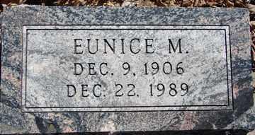 ANDERSON, EUNICE  M. - Minnehaha County, South Dakota | EUNICE  M. ANDERSON - South Dakota Gravestone Photos