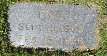 ANDERSON, EMIL - Minnehaha County, South Dakota | EMIL ANDERSON - South Dakota Gravestone Photos