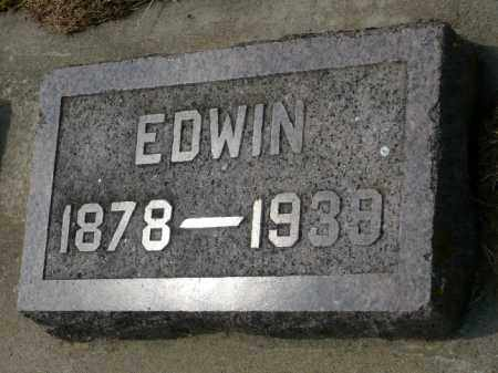 ANDERSON, EDWIN - Minnehaha County, South Dakota | EDWIN ANDERSON - South Dakota Gravestone Photos