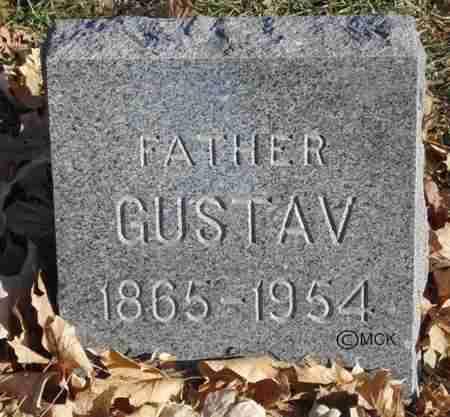 ANDERSON, GUSTAV - Minnehaha County, South Dakota | GUSTAV ANDERSON - South Dakota Gravestone Photos
