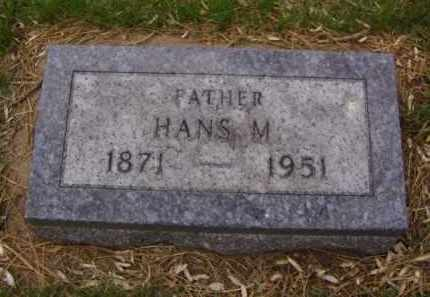 ANDERSON, HANS M. - Minnehaha County, South Dakota | HANS M. ANDERSON - South Dakota Gravestone Photos