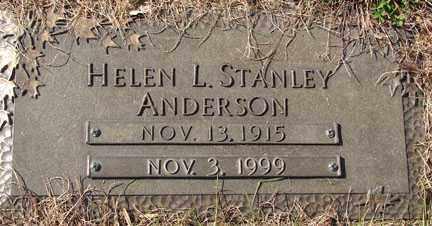 ANDERSON, HELEN L. - Minnehaha County, South Dakota | HELEN L. ANDERSON - South Dakota Gravestone Photos
