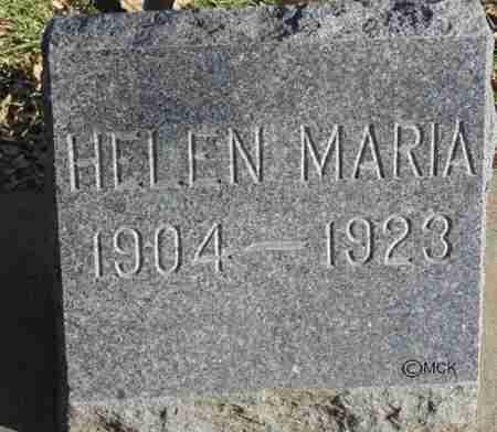 ANDERSON, HELEN MARIA - Minnehaha County, South Dakota | HELEN MARIA ANDERSON - South Dakota Gravestone Photos