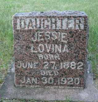 ANDERSON, JESSIE LOVINA - Minnehaha County, South Dakota | JESSIE LOVINA ANDERSON - South Dakota Gravestone Photos