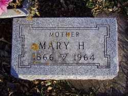 ANDERSON, MARY HILREKA - Minnehaha County, South Dakota   MARY HILREKA ANDERSON - South Dakota Gravestone Photos