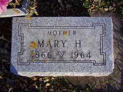 CORNELIUS ANDERSON, MARY HILREKA - Minnehaha County, South Dakota | MARY HILREKA CORNELIUS ANDERSON - South Dakota Gravestone Photos