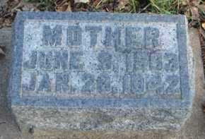 ANDERSON, CAROLINE - Minnehaha County, South Dakota | CAROLINE ANDERSON - South Dakota Gravestone Photos