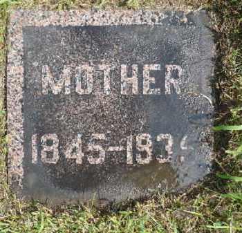 ANDERSON, MARTINA - Minnehaha County, South Dakota | MARTINA ANDERSON - South Dakota Gravestone Photos