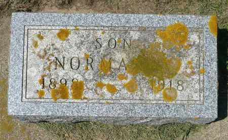 ANDERSON, NORMAN A. - Minnehaha County, South Dakota   NORMAN A. ANDERSON - South Dakota Gravestone Photos