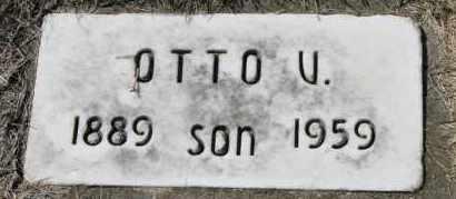 ANDERSON, OTTO V. - Minnehaha County, South Dakota   OTTO V. ANDERSON - South Dakota Gravestone Photos