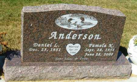 ANDERSON, DANIEL L. - Minnehaha County, South Dakota | DANIEL L. ANDERSON - South Dakota Gravestone Photos