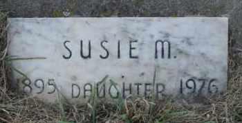 ANDERSON, SUSIE M. - Minnehaha County, South Dakota | SUSIE M. ANDERSON - South Dakota Gravestone Photos