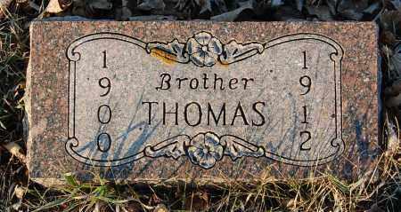 ANDERSON, THOMAS - Minnehaha County, South Dakota | THOMAS ANDERSON - South Dakota Gravestone Photos