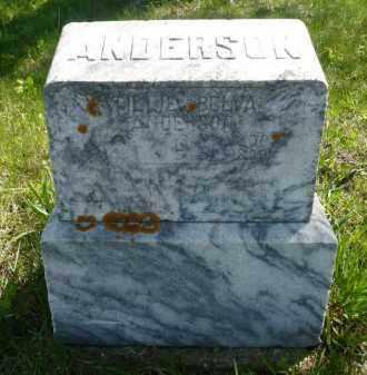 ANDERSON, TILLIE BELVA - Minnehaha County, South Dakota | TILLIE BELVA ANDERSON - South Dakota Gravestone Photos