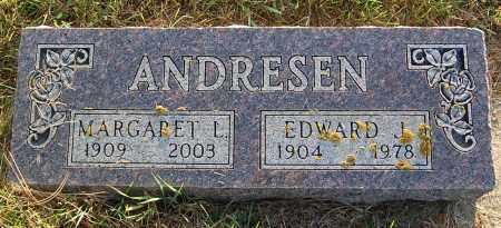 ANDRESEN, MARGARET L. - Minnehaha County, South Dakota | MARGARET L. ANDRESEN - South Dakota Gravestone Photos