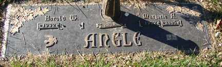 ANGLE, MARJORIE ANN - Minnehaha County, South Dakota | MARJORIE ANN ANGLE - South Dakota Gravestone Photos