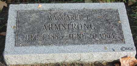 ARMSTRONG, MARGARET L. - Minnehaha County, South Dakota | MARGARET L. ARMSTRONG - South Dakota Gravestone Photos