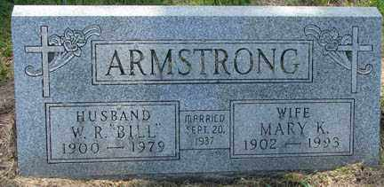 ARMSTRONG, MARY K. - Minnehaha County, South Dakota | MARY K. ARMSTRONG - South Dakota Gravestone Photos