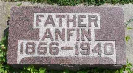 ARNESON, ANFIN - Minnehaha County, South Dakota | ANFIN ARNESON - South Dakota Gravestone Photos