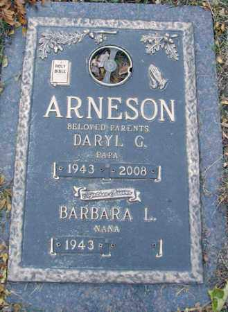 ARNESON, DARYLG. - Minnehaha County, South Dakota | DARYLG. ARNESON - South Dakota Gravestone Photos