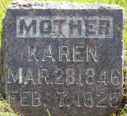 ARNESON, KAREN - Minnehaha County, South Dakota | KAREN ARNESON - South Dakota Gravestone Photos