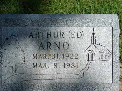 ARNO, ARTHUR (ED) - Minnehaha County, South Dakota | ARTHUR (ED) ARNO - South Dakota Gravestone Photos