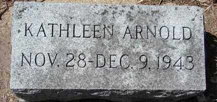 ARNOLD, KATHLEEN - Minnehaha County, South Dakota | KATHLEEN ARNOLD - South Dakota Gravestone Photos