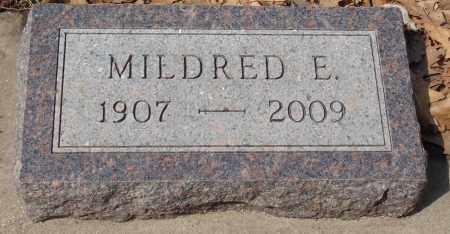 ARNOLD, MILDRED E. - Minnehaha County, South Dakota   MILDRED E. ARNOLD - South Dakota Gravestone Photos