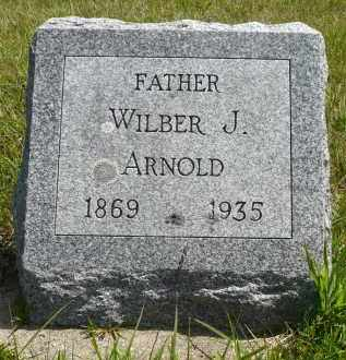 ARNOLD, WILBER J. - Minnehaha County, South Dakota | WILBER J. ARNOLD - South Dakota Gravestone Photos