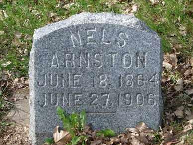 ARNSTON, NELS - Minnehaha County, South Dakota | NELS ARNSTON - South Dakota Gravestone Photos