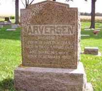 ARVERSEN, ANE MARE - Minnehaha County, South Dakota | ANE MARE ARVERSEN - South Dakota Gravestone Photos