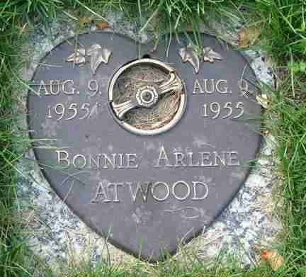 ATWOOD, BONNIE ARLENE - Minnehaha County, South Dakota | BONNIE ARLENE ATWOOD - South Dakota Gravestone Photos