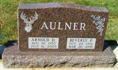 AULNER, BEVERLY PAULINE - Minnehaha County, South Dakota | BEVERLY PAULINE AULNER - South Dakota Gravestone Photos