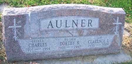 AULNER, DORTHY R. - Minnehaha County, South Dakota | DORTHY R. AULNER - South Dakota Gravestone Photos