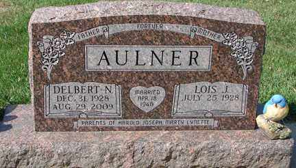 AULNER, LOIS J. - Minnehaha County, South Dakota | LOIS J. AULNER - South Dakota Gravestone Photos