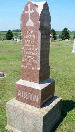 AUSTIN, TOV - Minnehaha County, South Dakota | TOV AUSTIN - South Dakota Gravestone Photos