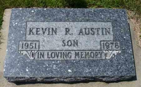 AUSTIN, KEVIN R. - Minnehaha County, South Dakota | KEVIN R. AUSTIN - South Dakota Gravestone Photos