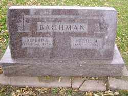 BACHMAN, ALBERT A. - Minnehaha County, South Dakota | ALBERT A. BACHMAN - South Dakota Gravestone Photos