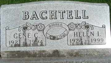 BACHTELL, HELEN I. - Minnehaha County, South Dakota | HELEN I. BACHTELL - South Dakota Gravestone Photos