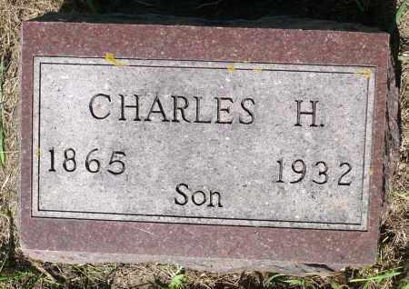 BAILEY, CHARLES H. - Minnehaha County, South Dakota | CHARLES H. BAILEY - South Dakota Gravestone Photos