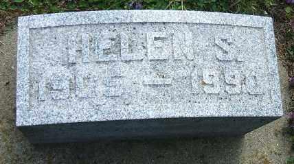 BAKER, HELEN S. - Minnehaha County, South Dakota | HELEN S. BAKER - South Dakota Gravestone Photos