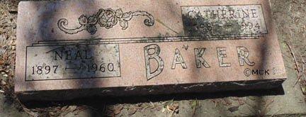 BAKER, NEAL - Minnehaha County, South Dakota | NEAL BAKER - South Dakota Gravestone Photos