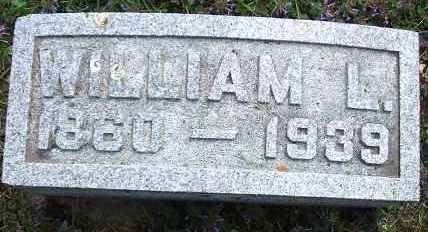 BAKER, WILLIAM L. - Minnehaha County, South Dakota | WILLIAM L. BAKER - South Dakota Gravestone Photos