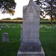 BALDWIN, LENA A. - Minnehaha County, South Dakota | LENA A. BALDWIN - South Dakota Gravestone Photos