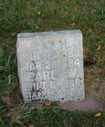 BAPP, EARL W. - Minnehaha County, South Dakota | EARL W. BAPP - South Dakota Gravestone Photos