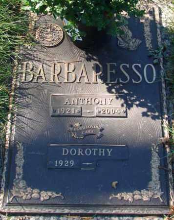 BARBARESSO, ANTHONY - Minnehaha County, South Dakota | ANTHONY BARBARESSO - South Dakota Gravestone Photos