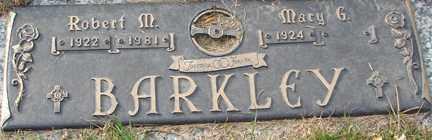 BARKLEY, MARY G. - Minnehaha County, South Dakota   MARY G. BARKLEY - South Dakota Gravestone Photos